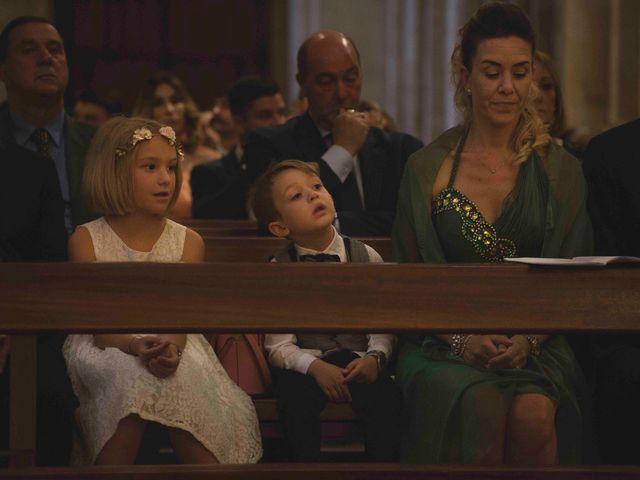 La boda de Gianpaolo y Maria en Salamanca, Salamanca 15