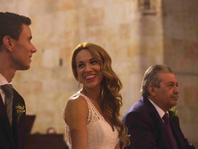 La boda de Gianpaolo y Maria en Salamanca, Salamanca 14