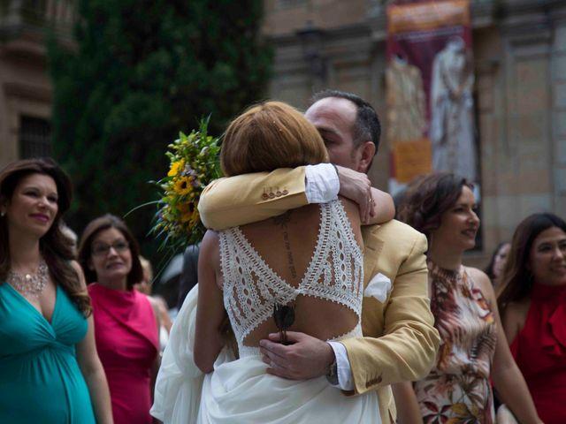 La boda de Gianpaolo y Maria en Salamanca, Salamanca 25