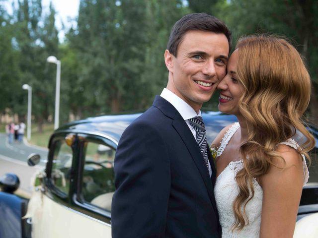 La boda de Gianpaolo y Maria en Salamanca, Salamanca 30