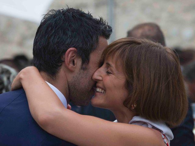 La boda de Gianpaolo y Maria en Salamanca, Salamanca 33