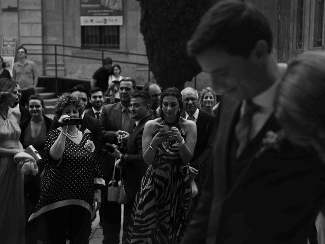 La boda de Gianpaolo y Maria en Salamanca, Salamanca 23