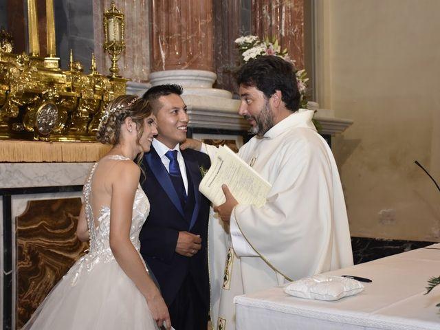La boda de Henry  y Stella en Valencia, Valencia 12