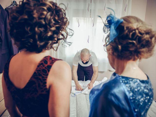 La boda de Fran y Noelia en L' Hospitalet De Llobregat, Barcelona 4