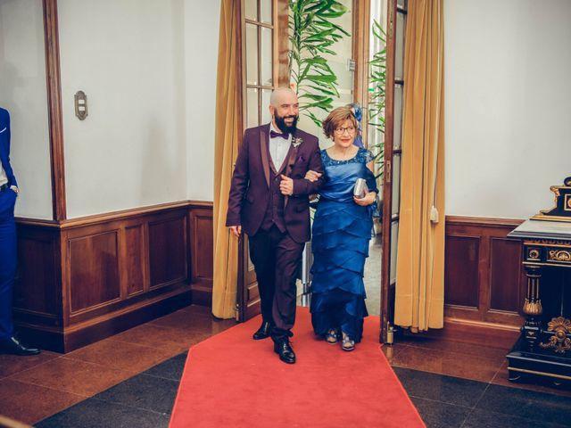 La boda de Fran y Noelia en L' Hospitalet De Llobregat, Barcelona 41