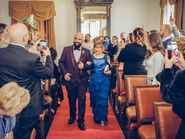 La boda de Fran y Noelia en L' Hospitalet De Llobregat, Barcelona 42