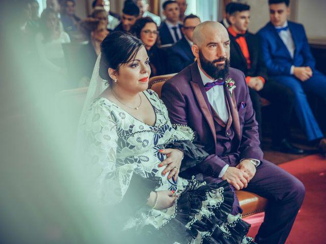 La boda de Fran y Noelia en L' Hospitalet De Llobregat, Barcelona 47