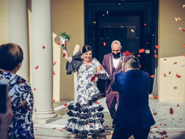 La boda de Fran y Noelia en L' Hospitalet De Llobregat, Barcelona 49