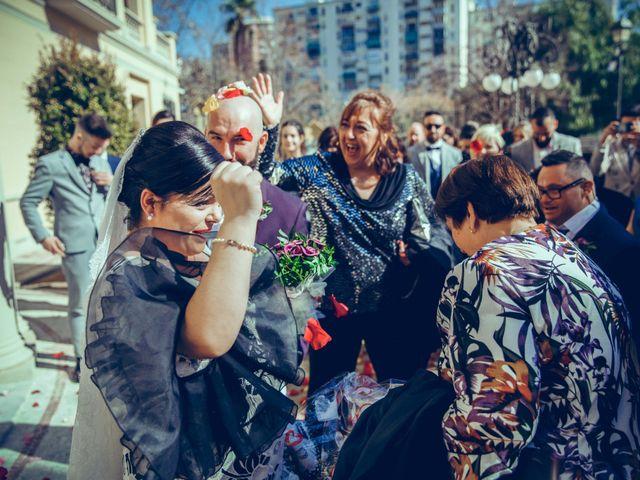 La boda de Fran y Noelia en L' Hospitalet De Llobregat, Barcelona 50