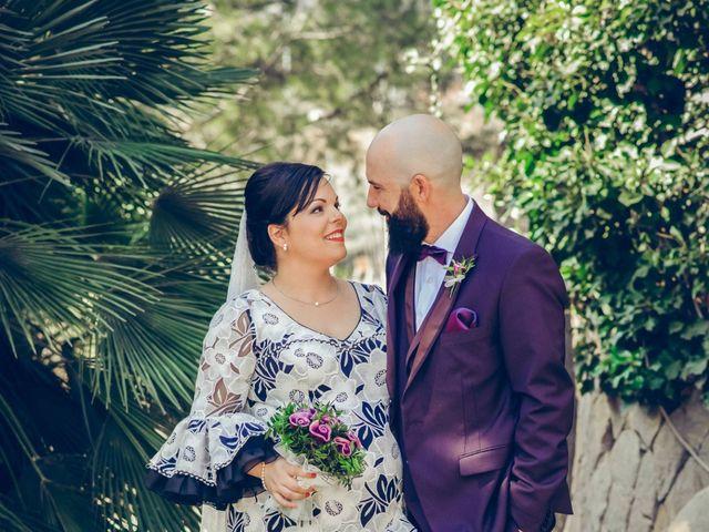 La boda de Fran y Noelia en L' Hospitalet De Llobregat, Barcelona 53