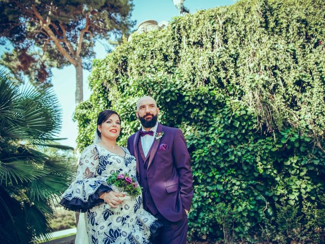 La boda de Fran y Noelia en L' Hospitalet De Llobregat, Barcelona 54