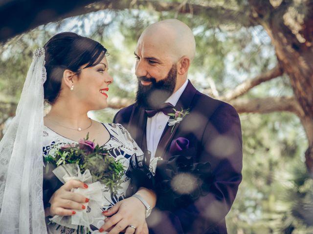 La boda de Fran y Noelia en L' Hospitalet De Llobregat, Barcelona 59