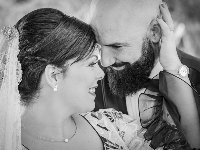 La boda de Fran y Noelia en L' Hospitalet De Llobregat, Barcelona 60