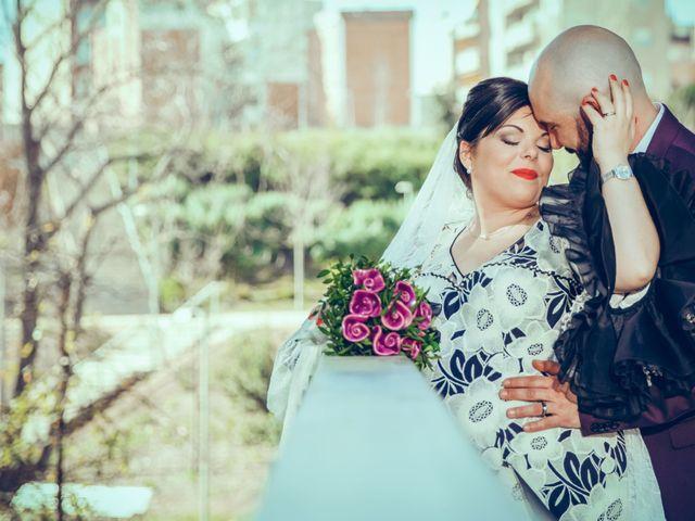 La boda de Fran y Noelia en L' Hospitalet De Llobregat, Barcelona 62