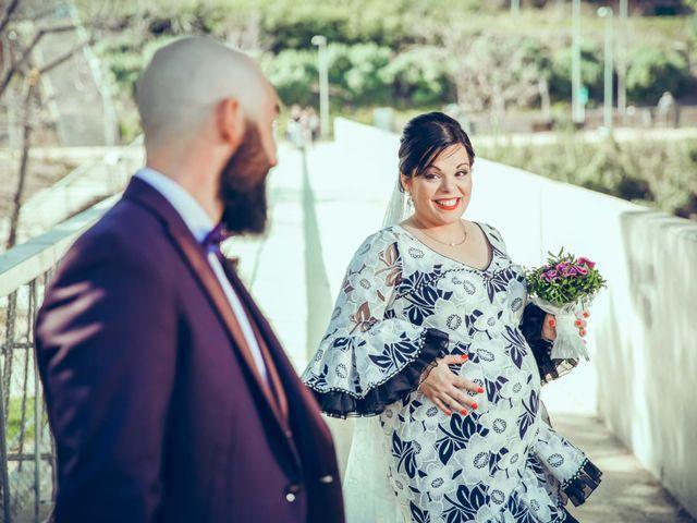 La boda de Fran y Noelia en L' Hospitalet De Llobregat, Barcelona 67