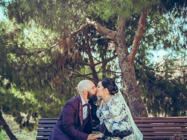 La boda de Fran y Noelia en L' Hospitalet De Llobregat, Barcelona 69