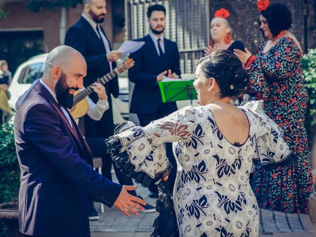 La boda de Fran y Noelia en L' Hospitalet De Llobregat, Barcelona 77