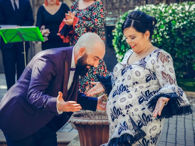 La boda de Fran y Noelia en L' Hospitalet De Llobregat, Barcelona 79