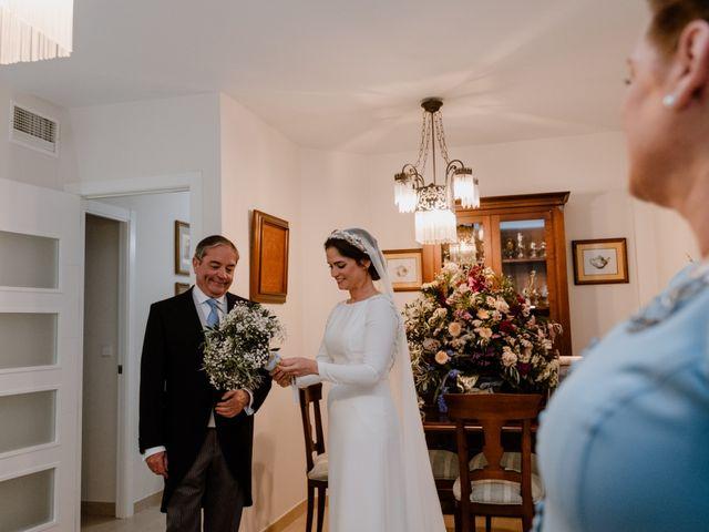 La boda de Antonio y María en La Carlota, Córdoba 19
