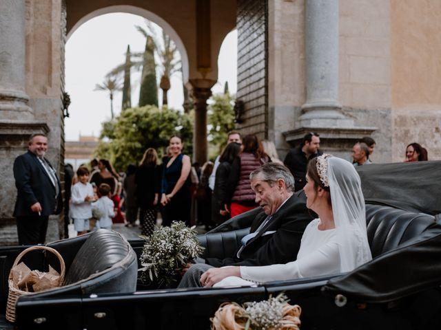 La boda de Antonio y María en La Carlota, Córdoba 22
