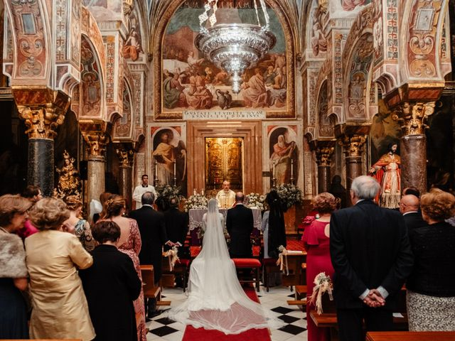 La boda de Antonio y María en La Carlota, Córdoba 27