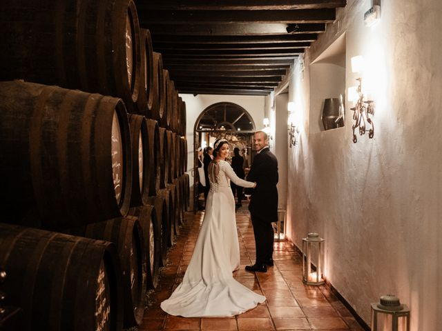 La boda de Antonio y María en La Carlota, Córdoba 35