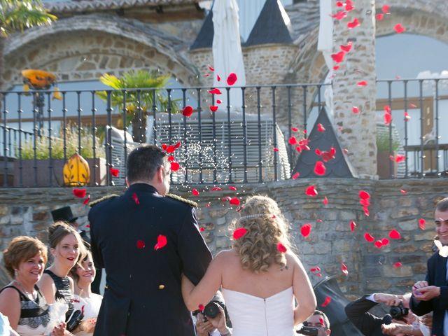 La boda de Miguel Ángel y Beatriz en Mangiron, Madrid 10