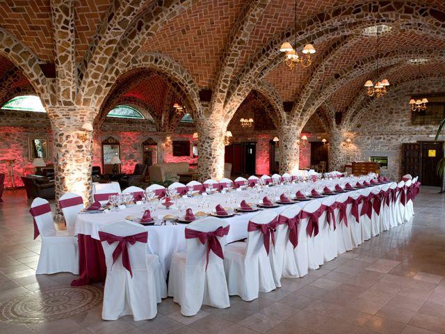 La boda de Miguel Ángel y Beatriz en Mangiron, Madrid 14