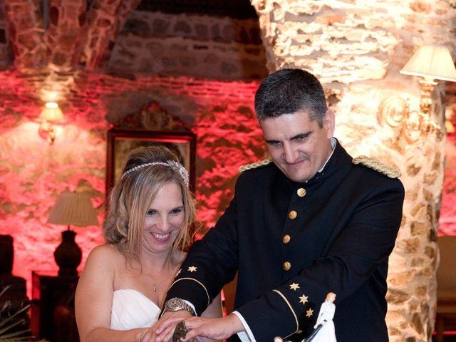 La boda de Miguel Ángel y Beatriz en Mangiron, Madrid 15