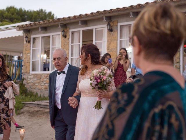 La boda de Matheus y Bea en Altafulla, Tarragona 27