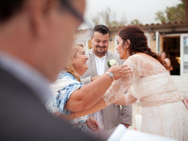 La boda de Matheus y Bea en Altafulla, Tarragona 37