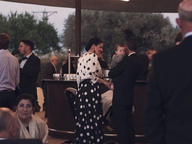 La boda de Jorge y Estefania en Peñiscola, Castellón 13
