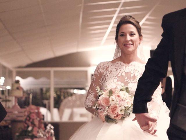 La boda de Jorge y Estefania en Peñiscola, Castellón 14