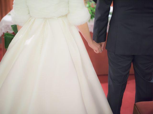 La boda de José y Victoria en Peon, Asturias 10