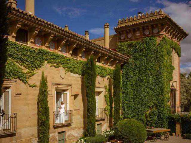 La boda de Miguel Angel y Lourdes en Zaragoza, Zaragoza 16