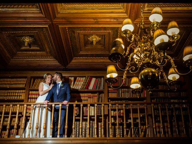 La boda de Miguel Angel y Lourdes en Zaragoza, Zaragoza 30
