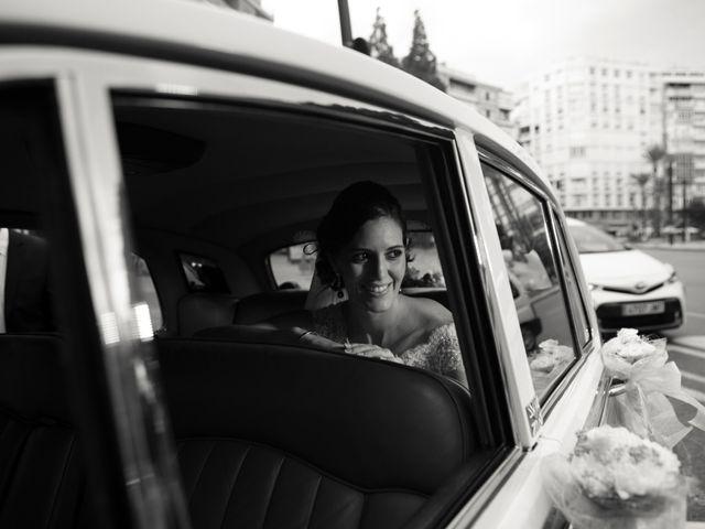 La boda de Laura y Rubén en El Raal, Murcia 12