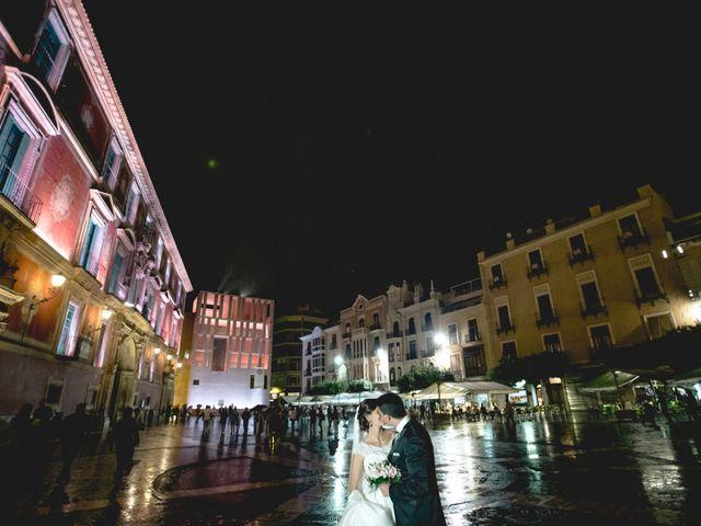 La boda de Laura y Rubén en El Raal, Murcia 17