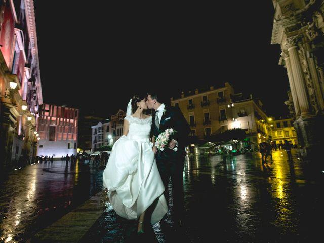 La boda de Laura y Rubén en El Raal, Murcia 18