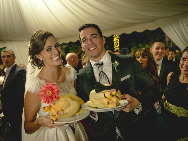 La boda de Laura y Rubén en El Raal, Murcia 24