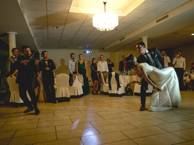 La boda de Laura y Rubén en El Raal, Murcia 30