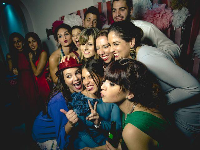 La boda de Laura y Rubén en El Raal, Murcia 32