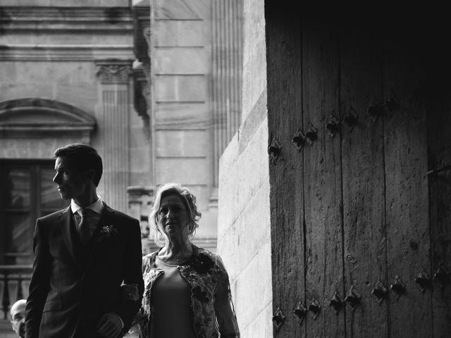 La boda de Gianpaolo y Maria en Salamanca, Salamanca 10
