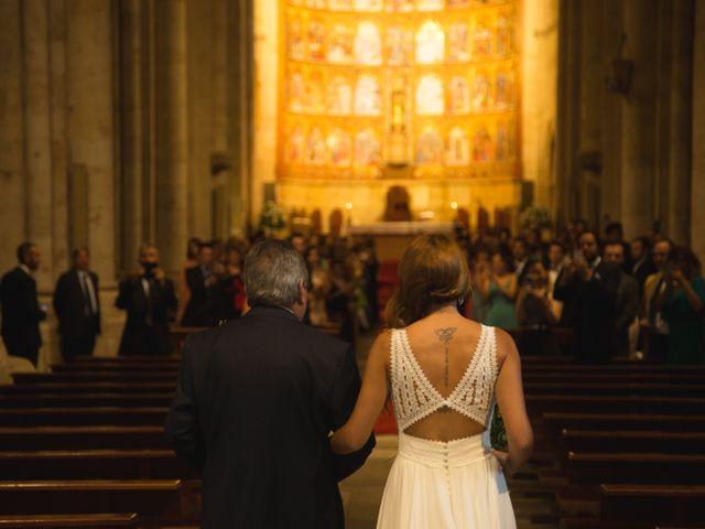 La boda de Gianpaolo y Maria en Salamanca, Salamanca 11
