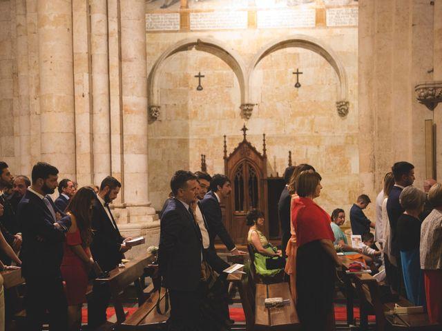 La boda de Gianpaolo y Maria en Salamanca, Salamanca 12