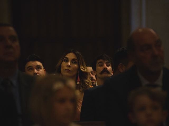 La boda de Gianpaolo y Maria en Salamanca, Salamanca 13