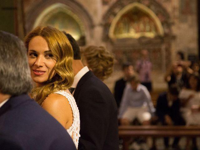 La boda de Gianpaolo y Maria en Salamanca, Salamanca 16