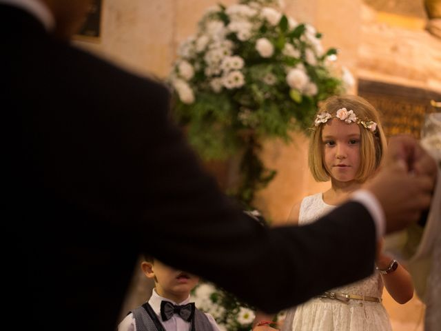 La boda de Gianpaolo y Maria en Salamanca, Salamanca 18