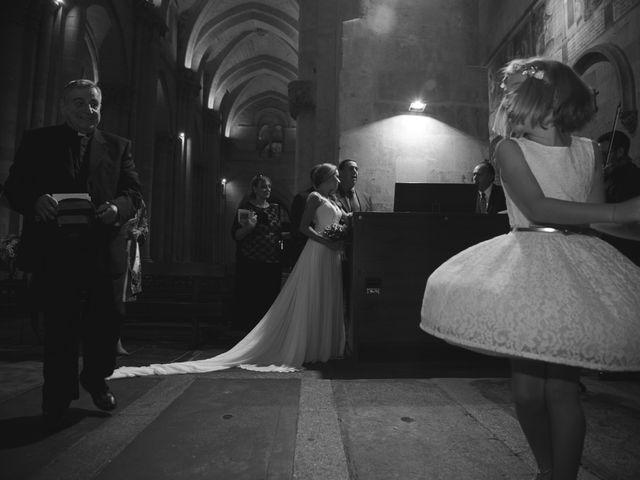 La boda de Gianpaolo y Maria en Salamanca, Salamanca 21
