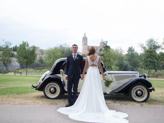 La boda de Gianpaolo y Maria en Salamanca, Salamanca 29